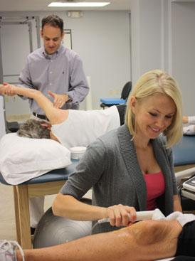 The Staff At Siesta Key Sports Physical Therapy Sarasota Florida